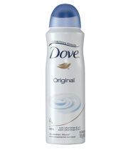דאודורנט ספריי אוריגינל אנטי פרספירנט | Dove Original Deodorant Spray דאב