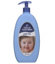 פלצה אזורה אל סבון לתינוק