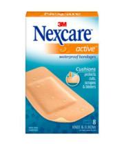 נקסקר פלסטר אקטיב רחב Nexcare Active Bandages
