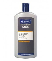 "שמפו לשיער כסוף | Dr Fischer Shampoo For Gray Hair ד""ר פישר"