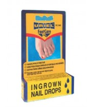 INGROWN NAIL DROPS טיפול בציפורן חודרנית FC342 אוריאל