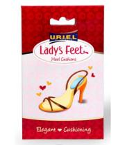 ריפוד לעקב LF374 Lady's feet אוריאל