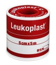 לויקופלסט פלסטר 5cm*5m אגד מדבק