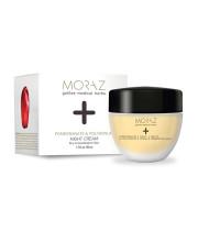 קרם לילה לעור יבש מצמחי מרפא רימון ופוליגונום Moraz Night Cream מורז
