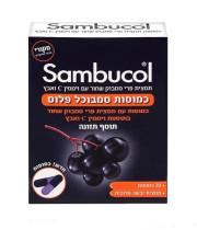 סמבוכל פלוס 30 כמוסות Sambucol Plus