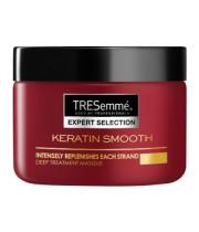 טרזמה מסכה טיפולית עם קרטין למראה שיער חלק יותר TRESemme Keratin Smooth Mask