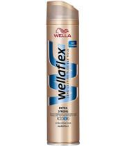 WELLA - וולה פלקס - ספריי לשיער לעיצוב חזק Wellaflex Extra Strong