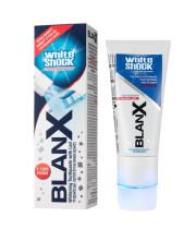 בלאנקס וויט שוק משחת שיניים להלבנה עם בלאנקס לד Blanx White Shock With Led