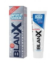 בלאנקס וויט שוק משחת שיניים להלבנה Blanx White Shock
