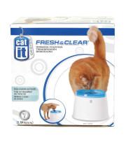 מזרקת מים לחתולים ולכלבים קטנים FREAH & CLEAR