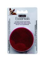 מברשת גומי אדומה Le Salon Essentials לכלב