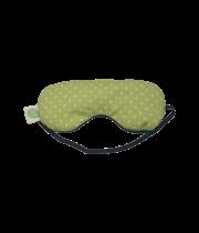 הכרית הירוקה - כרית חימום-קירור לעיניים, 100% טבעית - כרית חימום לעיניים