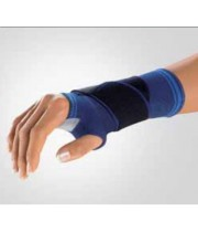 חבק שורש כף היד ללא סד בורט BORT Wrist Support with Thumb Opening
