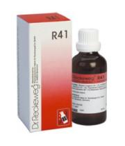 """ד""""ר רקווג DR. RECKEWEG R41 טיפות הומיאופתיות לטיפול בבעיות בתפקוד המיני בגברים"""