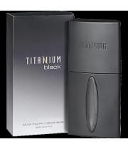 """טיטניום בלאק א.ד.ט בושם לגבר 100 מ""""ל TITANIUM BLACK"""
