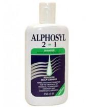 אלפוסיל- שמפו לטיפול בקרקפת