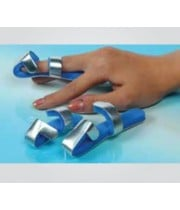 Baseball Finger Splint | סד לאצבע EUNICE MED