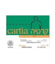 קרטיה Cartia טבליות לעיכוב הצמתת טסיות דם