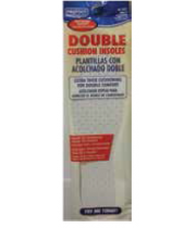רפידות נוחות Double Cushion Insole מבית PROFOOT