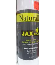 NATURALLY JAX NO.5 גלייז פתוח מעצב שיער ב5 שניות