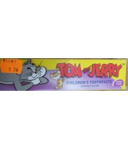 טום וג'רי משחת שיניים לילדים בטעם מסטיק 50 מ''ל TOM AND JERRY