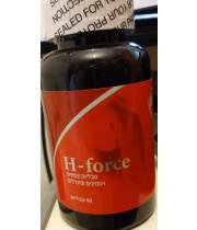 H-force טבליות צמחים ויטמינים ומינרלים