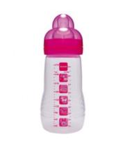 בקבוק לתינוק למספר 1 מגיל 0+ זרימה איטית מאמ