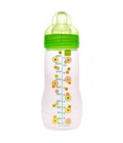 בקבוק לתינוק מספר 2 זרימה בינונית מאמ