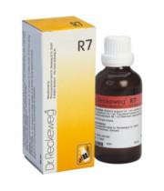 """DR. RECKEWEG R7 ד""""ר רקווג טיפות הומיאופטיות"""