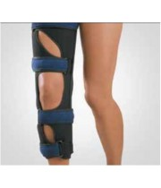 "Immobilization Splint Single-Piece | מקבע ברך ארוך 55 ס""מ | בורט"