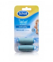 ראש פצירה לעור רטוב ויבש Scholl Regular Coarse
