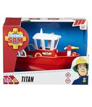סמי הכבאי הסירה טיטאן Titan