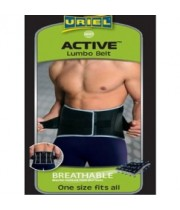 חגורת גב URIEL Active Lumbo Belt אוריאל אקטיב