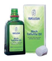 שמן לעיסוי צלוליט - WELEDA וולדה