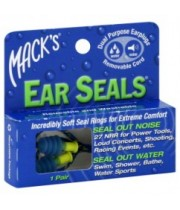 Macks אטמי אוזניים Ear SEALS Plugs