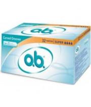 או בה טמפונים ללא מוליך סופר פרו קומפורט | O.B Super Pro Comfort