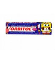 משחת שיניים בוב ספוג לילדים אורביטול קידס | ORBITOL Kids Spongebob Toothpaste