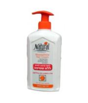 נטורל פורמולה קרם לחות ועיצוב לשיער סיליקון | Natural Formula Moist & Shine Hair Cream