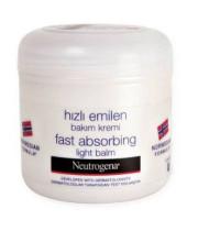 קרם לחות מרגיע וקליל לגוף ולפנים ניוטרוג'ינה Neutrogena Fast Absorbing Light Balm