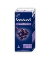 סמבוק שחור | סמבוכל קלאסי | תמצית למבוגרים SAMBUCOL Classic Liquid Extract