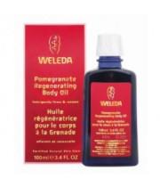 שמן גוף רימונים להתחדשות העור WELEDA Pomegranate Body Oil וולדה