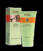 מורז קרם פוליגונום לטיפול באקנה בבני נוער MORAZ Teenage Polygonum Teenager Facial Cream