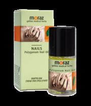 שמן פוליגונום לציפורניים | לטיפול בפטרת הציפורן | MORAZ Polygonum Nail Oil