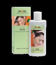 """שמפו טבעי נגד קשקשים עם תמציות צמחים 250 מ""""ל Moraz Herbal Anti-Dandruff Shampoo מורז"""