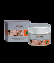 קרם לילה טבעי לעור יבש MORAZ Herbal Night Cream מורז