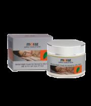 קרם לילה טבעי לעור רגיל עד שמן MORAZ Herbal Night Cream מורז