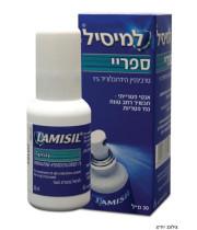 למיסיל ספריי תכשיר נגד פטריות | LAMISIL Spray