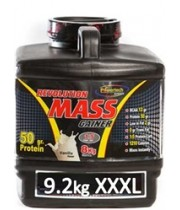 "רוולושן מאס גיינר (9.2 ק""ג) Revolution Mass Gainer"