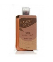 נייטשר נאט מרכך שיער טבעי לשיער יבש ופגום מסדרת האגוזים | Nature Nut Hair Conditioner