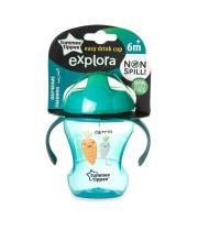 כוס אקספלורה לא נשפכת 6+ חודשים Tommee Tippee Explora Cup No Spill טומי טיפי